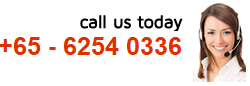 Call Us Today +65–63584333
